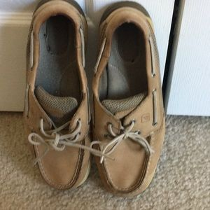 Women's Size 8 Sperry Boat Shoes